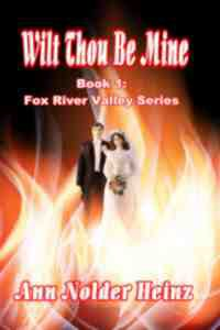 Suspense fiction book cover